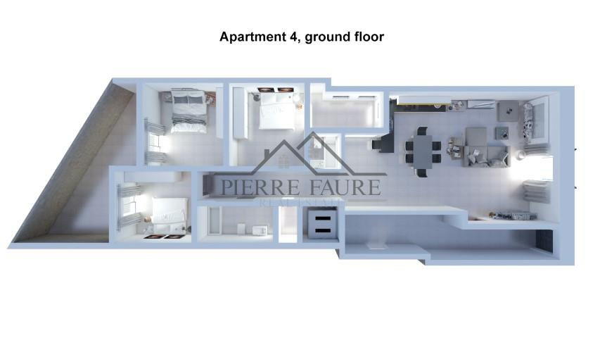 Apartment 4 (Small)