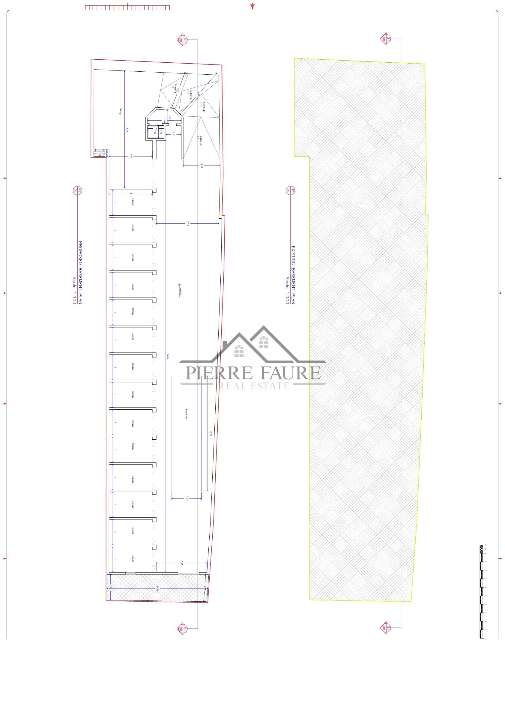 EXISTING-PROPOSED BASEMENT PLAN_001