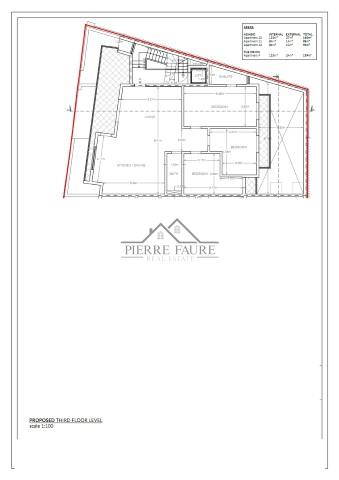 Plan 04 - Third Floor (Small)