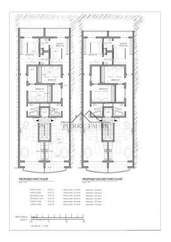 02 - PROPOSED FIRST - SECOND & THIRD FLOOR-1 (Small)