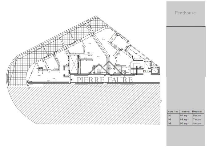 Plan 05 - Penthouse (Small)