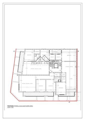 Plan 03 - Typical Floor (Small)