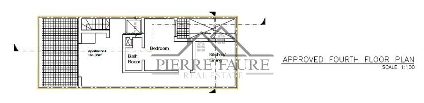 Plan 004 - Fourth Floor (Small)