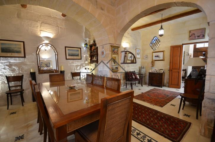House Of Character For Sale In Naxxar  Malta