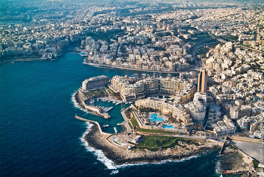 St Julians Bay Hotel Malte