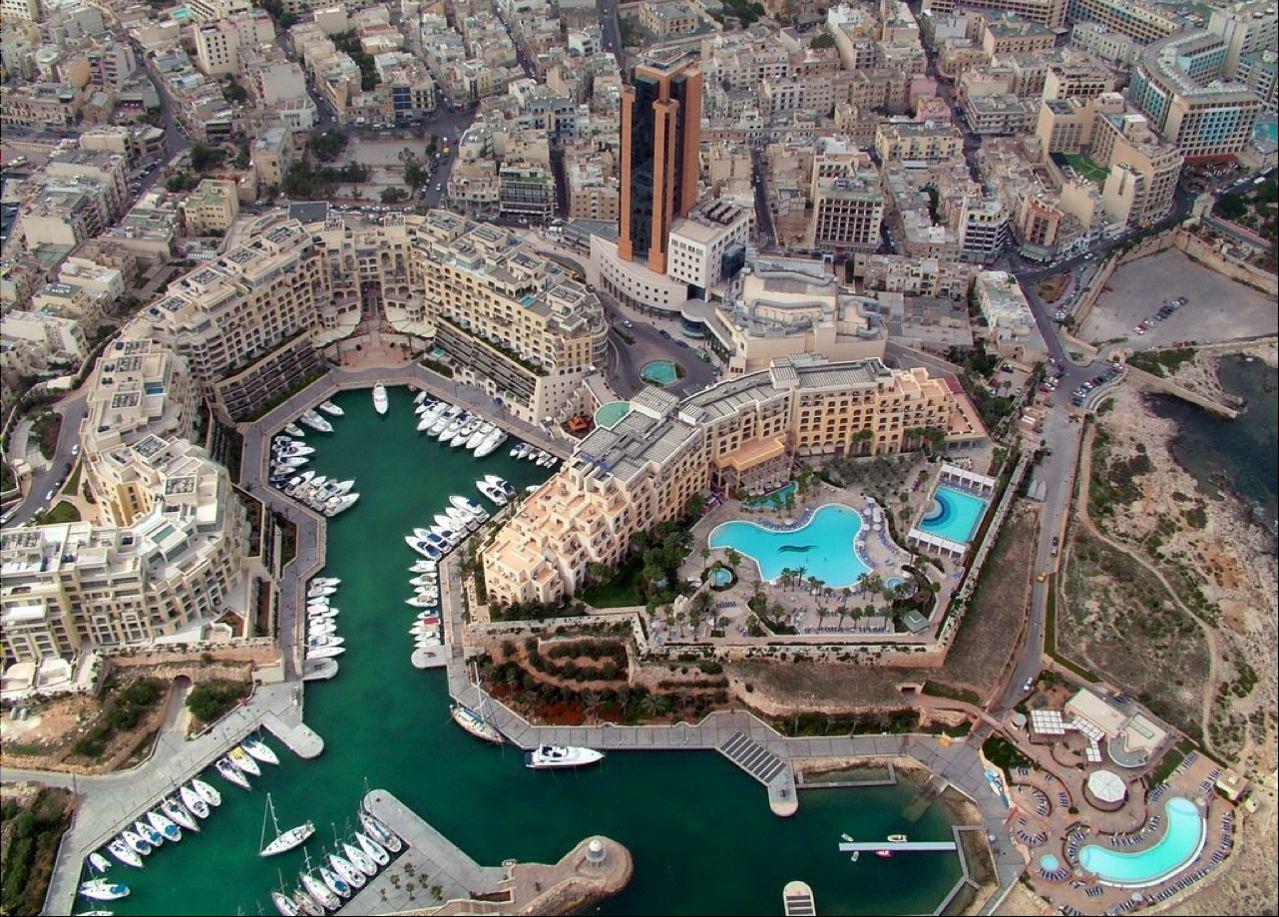 Upmarket Properties In Portomaso St Julians Malta
