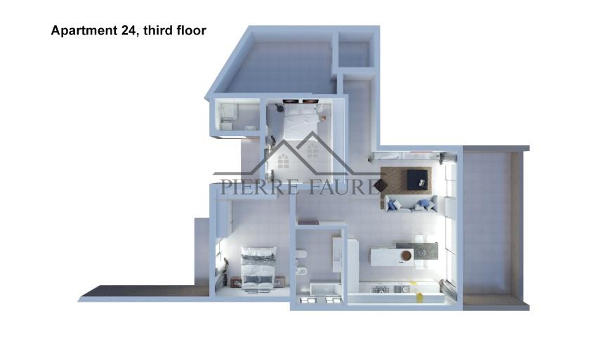 Apartment 24 (Small)