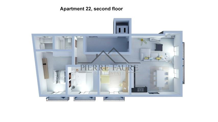 Apartment 22 (Small)