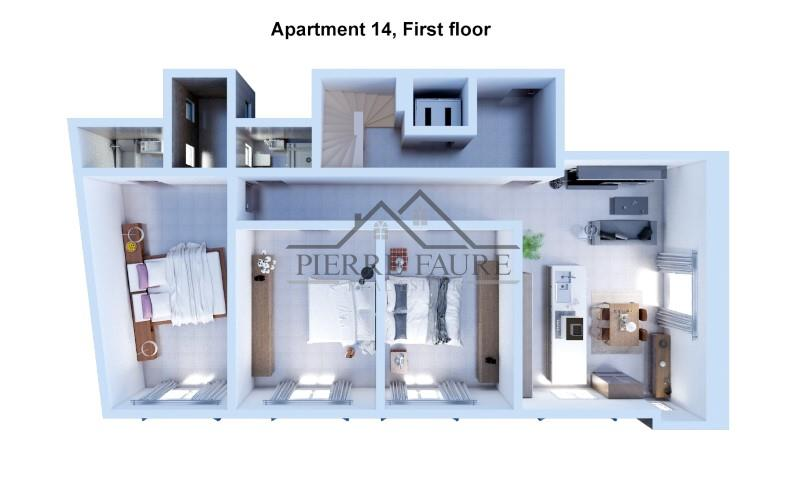 Apartment 14 (Small)