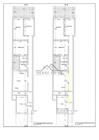 Existing and Proposed Plan-1 (Small)