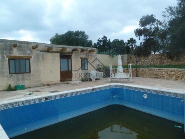 Farmhouse For Sale In Zurrieq Malta Pierre Faure Real